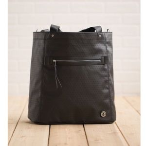Lululemon Out & About Tote Bag